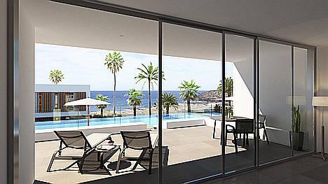La firma vasca Kategora apuesta por el sur de Tenerife con un complejo de lujo dirigida a turistas extranjeros