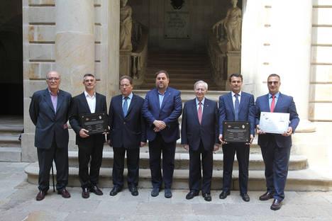 Melià Hotels International, Torrot Group y VozTelecom, ganadoras de los 52 Premios  Llotja