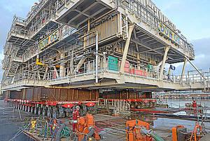 Contrato de Roxtec para el parque eólico offshore de Dudgeon
