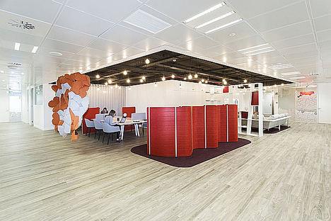 2018: el año de las oficinas flexibles