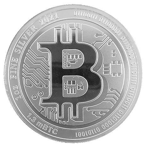 Nace Silver Bitcoin, la moneda que vincula los metales preciosos con las criptomonedas
