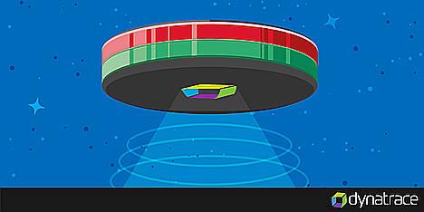 DynaTrace lanza un sistema basado en dispositivos luminosos en forma de OVNI que alerta mediante colores de fallos en el desarrollo del software
