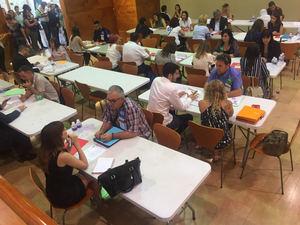 25 nuevos contratos laborales en Getting Talent Barberà pasan a 2a ronda