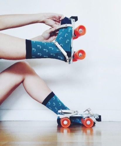 """AmorSocks, calcetines de diseño para que tus pies estén siempre """"In Love"""""""