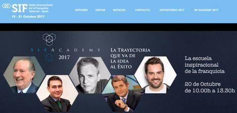 SIF 2017, inversión y 398 oportunidades de negocio en Feria Valencia