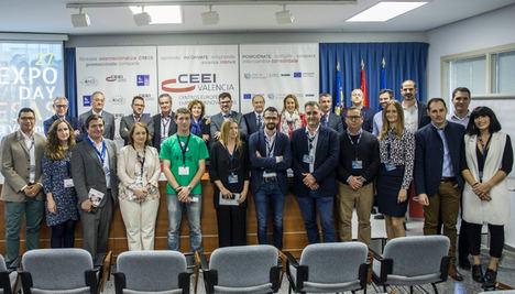 9 empresas valencianas muestran sus innovaciones en el CEEI Valencia
