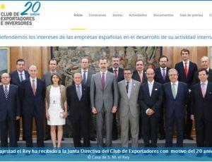 El Club de Exportadores e Inversores valora positivamente la fortaleza de las exportaciones hasta septiembre e insta a cerrar los acuerdos comerciales con Mercosur y México