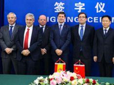 Provacuno e Interovic rubrican el convenio de colaboración con las autoridades sanitarias chinas