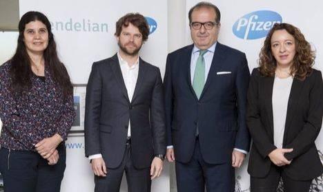 Pfizer y Mendelian presentan una plataforma tecnológica para apoyar a los profesionales sanitarios en la investigación y el diagnóstico de las enfermedades raras