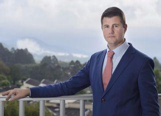 Marc Alcon, CEO Latinia.