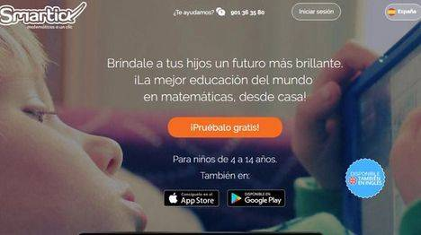 Smartick cuadruplica sus alumnos en Latinoamérica en los últimos dos años gracias al desembarco en nuevos países