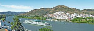 Crucero fluvial viendo Andalucía y Algarve.