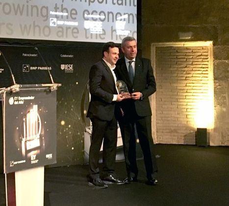José Elías, Consejero Delegado de Audax Energía, finalista al Premio Emprendedor del Año