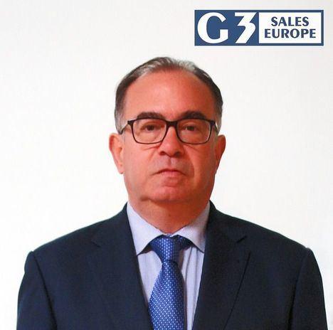 G3 Sales Europe nombra a Patxi Latorre como nuevo director de desarrollo