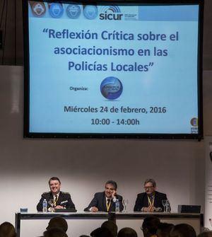 FORO SICUR 2018 plataforma de análisis y debate de la seguridad integral