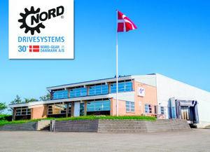 30 años de NORD DRIVESYSTEMS en Dinamarca