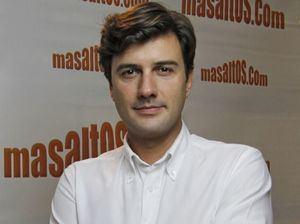 Antonio Fagundo, CEO de Masaltos.com.