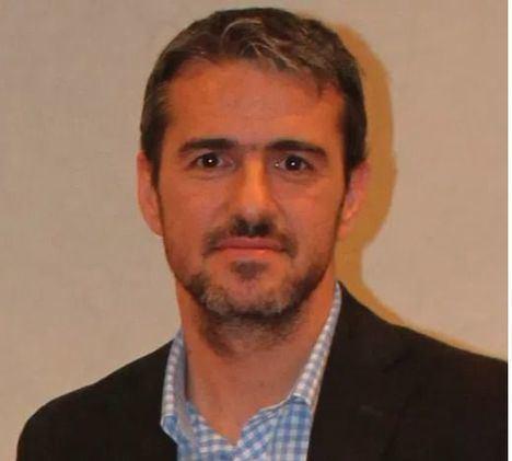 Aitor Calero, presidente de la Federación Española de Enfermedades Metabólicas Hereditarias.