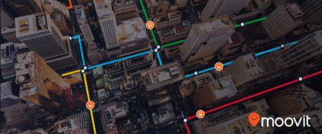 Moovit cierra una ronda de financiación de 50M $ para expandir su Sistema Operativo de Movilidad Urbana Global