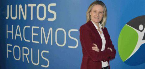 Belén Chavernas, directora de Recursos Humanos de Forus, implementa un exitoso plan estratégico de gestión de personas