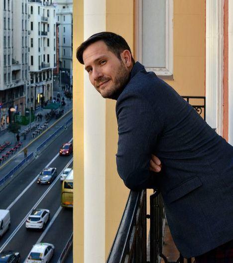 Roberto Sánchez, style coach Vitium Urban Suites.