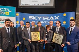 El Aeropuerto Internacional de Hamad, elegido entre los diez mejores del mundo en los premios Skytrax en Amsterdam