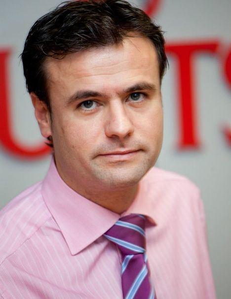 Javier Antón, Fujitsu.