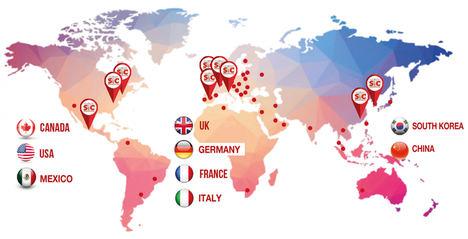 SIC Marking ha sido seleccionado como un proveedor importante por más de 150 clientes