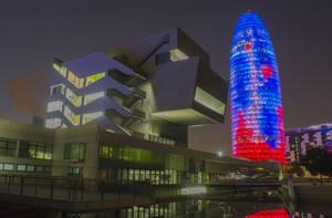 Hub i Torre Agbar