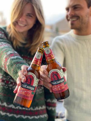 La cerveza es, también, una tradición muy navideña