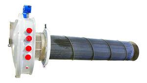 Reducción de los intervalos de mantenimiento del intercambiador de calor con el nuevo intercambiador de calor eléctrico ultra eficiente HELIMAX™ de Watlow