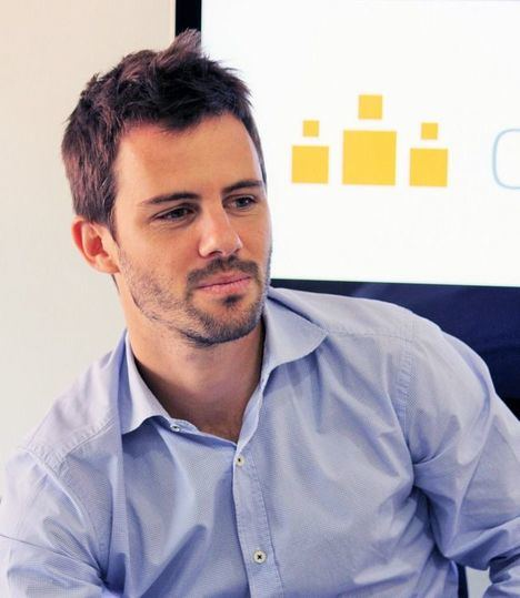Pepe Borrell, director general de Crowdcube en España.