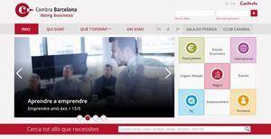 La Cámara de Barcelona financia con más de 360.000 euros servicios dirigidos al comercio con el Programa Comercio Minorista