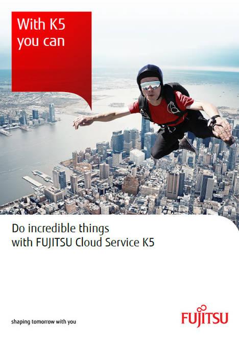 Fujitsu elige España para completar el despliegue europeo de su Servicio Cloud K5