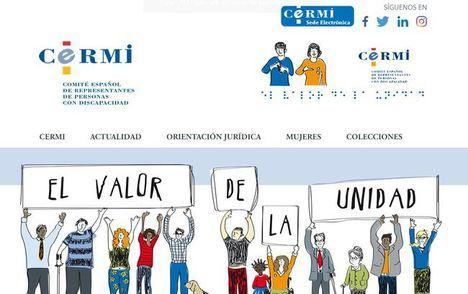 El CERMI denuncia ante el Defensor del Pueblo que España carece de regulación sobre etiquetado braille en productos de consumo masivo