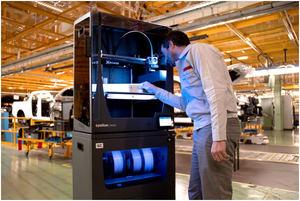 Las soluciones de impresión 3D de BCN3D mejoran la línea de montaje de Nissan