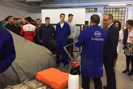 3 de cada 4 alumnos de FP Dual de la región de Madrid consiguen trabajo tras finalizar sus estudios