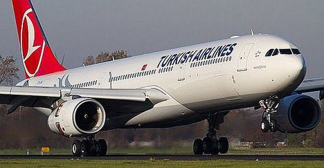 Turkish Airlines alcanzó el factor de carga más alto en julio con un 85,3%
