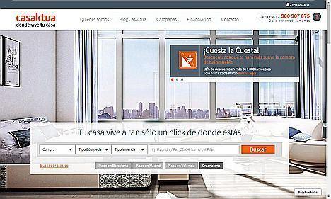 Casaktua cierra un acuerdo con InmoCaixa para comercializar inmuebles en Aragón