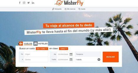 MisterFly orienta su estrategia a la tecnología móvil para satisfacer las necesidades competitivas de la industria turística