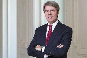 Ángel Garrido, presidente de la Comunidad de Madrid.