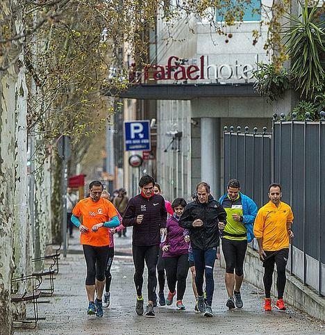 Rafaelhoteles Atocha, el hotel running friendly de Madrid