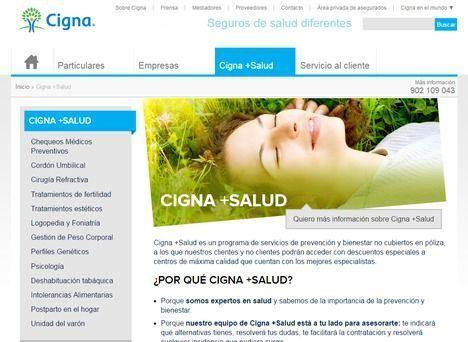 Cigna logra la primera posición como la mejor aseguradora del ramo salud para trabajar en España
