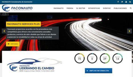 El XXVIII Congreso & Expo de Faconauto se celebrará los días 11 y 12 de febrero en Madrid