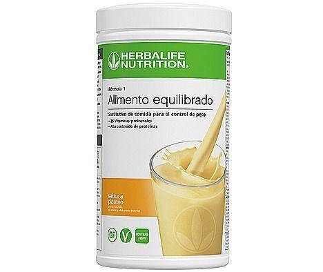 Herbalife Nutrition renueva su producto estrella Fórmula 1 en Europa y África, con el lanzamiento de Fórmula 1 sabor a plátano