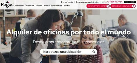 Regus, líder en espacios de trabajo flexible, lanza un nuevo modelo de franquicias en España