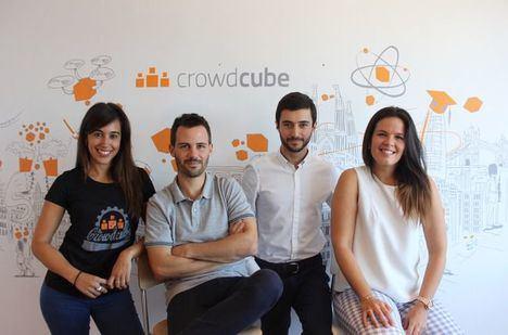 Fundadores de Crowdcube.