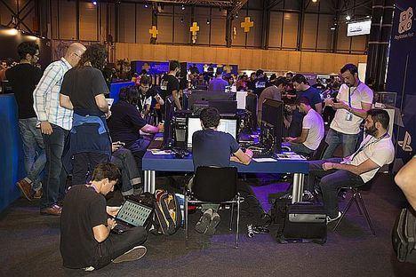 Desarrolladores: otro de los grandes focos de Madrid GamesWeek