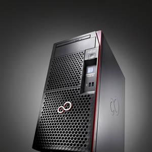 Fujitsu PRIMERGY TX1320 M3 uno de los servidores más pequeños del mercado, el perfecto aliado para los negocios digitales