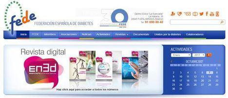 FEDE recuerda que un buen control de la diabetes puede contribuir a reducir el riesgo de ictus